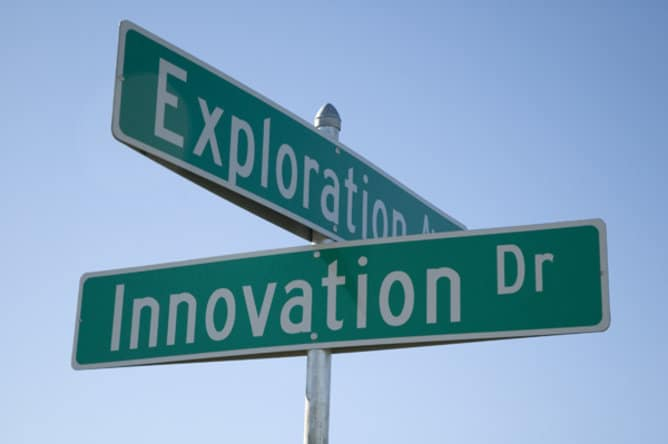 From Exploration to Innovation