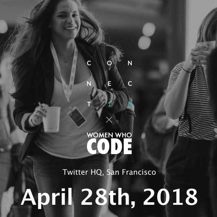 Women Who Code CONNECT 18